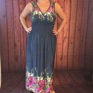dc99c63a686 Dresses - SALE 🤩 plus size summer maxi dress floral XL